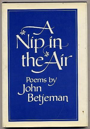 A Nip in the Air: BETJEMAN, John