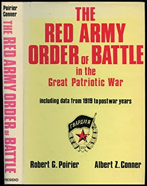 Red Army Order of Battle in the: POIRIER, Robert G.