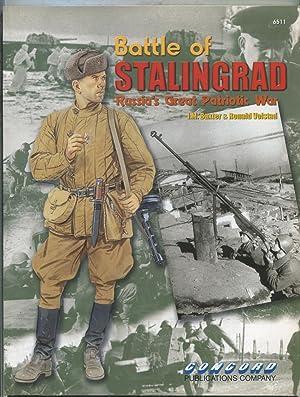 Battle of Stalingrad: Russia's Great Patriotic War: BAXTER, I.M.