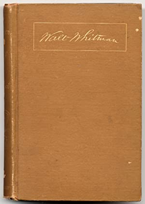 Specimen Days & Collect: WHITMAN, Walt
