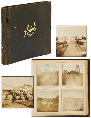 Photo Album]: Early Kodak Album of California