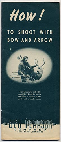 How to Shoot with Bow and Arrow