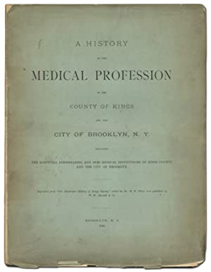 A History of the Medical Profession in: STILES, Dr. H.R.,