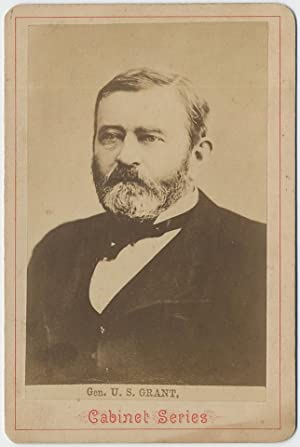 Cabinet Card Photograph
