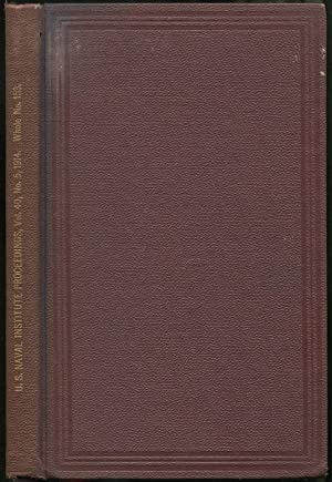 United States Naval Institute Proceedings: Sept. -