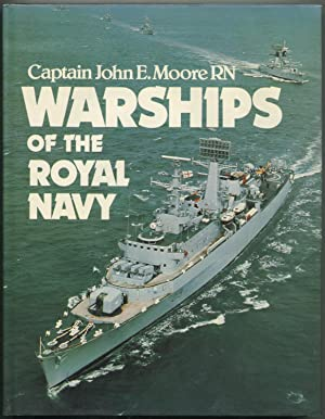Warships of The Royal Navy: MOORE, John E.
