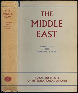 The Middle East: A Political and Economic Survey