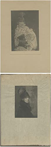 [Portrait Photographs]: Two Portraits of Lady Lavery, each Signed by Hoppé
