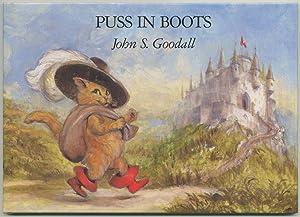 Puss in Boots: GOODALL, John S.