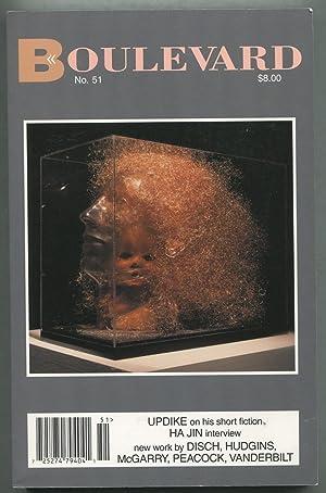 Boulevard: Spring 2002, Volume 17, Number 3: Baumbach, Jonathan, Jean