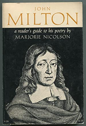 John Milton: A Reader's Guide to His Poetry