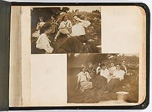 Photo Album]: Girls Camping, 1906