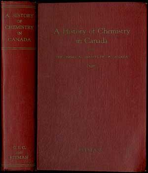 A History of Chemistry in Canada: WARRINGTON, C.J.S. and