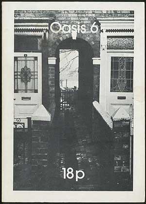 Oasis 6: Incorporating Expression Magazine - 1972: Ewald Osers, Niko