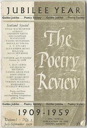 The Poetry Review - July-September 1959 (Volume: MacDIARMID, Hugh, Sydney
