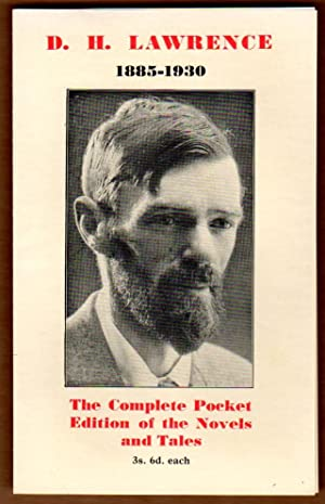 D.H. Lawrence 1885 - 1930: The Complete Pocket Edition of the Novels and Tales: LAWRENCE, D.H.]
