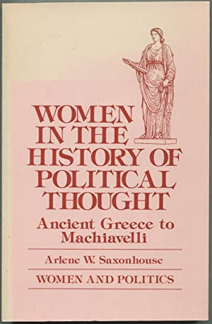Women in the History of Political Thought: Ancient Greece to Machiavelli