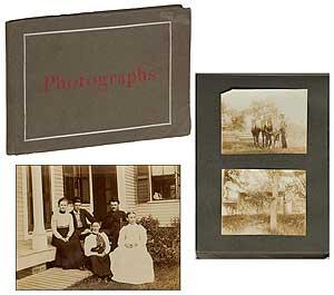 Photo Album]: Maine Kodak Photos, 1900