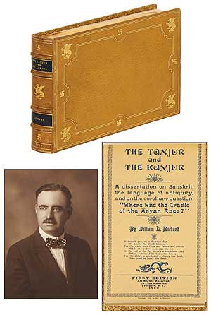 The Tanjur and The Kanjur: A Dissertation: RICHARD, William L.