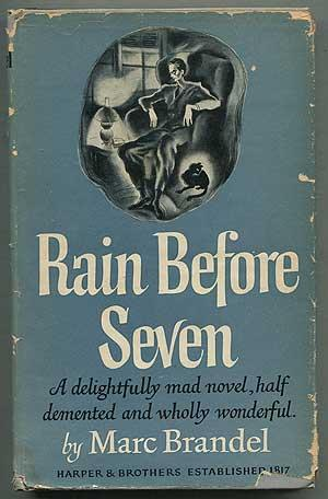 Rain Before Seven: BRANDEL, Marc
