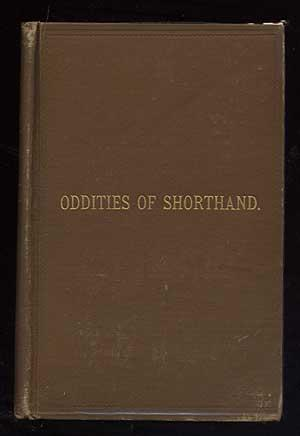 The Oddities of Short Hand: CAREY, John B.