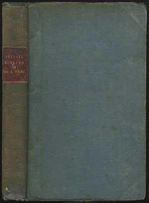 Private Memoirs of Sir Kenelm Digby, Gentleman: DIGBY, Sir Kenelm
