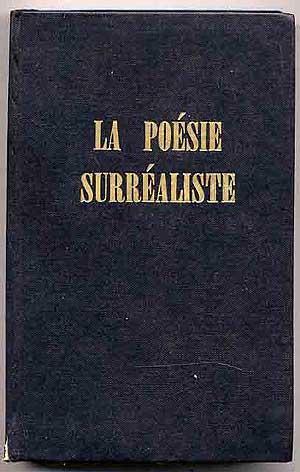 La Poesie Surrealiste: BEDOUIN, Jean-Louis