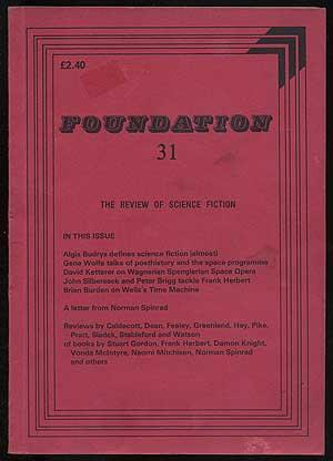 Foundation: The Review of Science Fiction: Number: PRINGLE, David, edited
