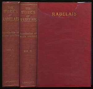 The Works of Mr. Francis Rabelais: In: RABELAIS, Francis