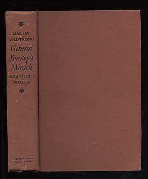 General Buntop's Miracle and Other Stories: ARMSTRONG, Martin