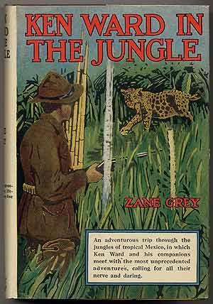 Ken Ward in the Jungle: GREY, Zane