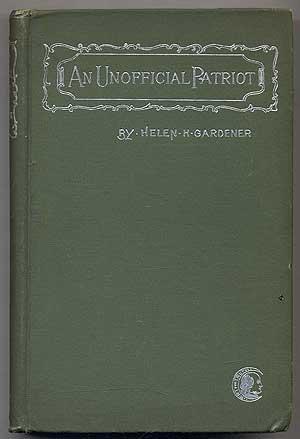 An Unofficial Patriot: GARDENER, Helen H.