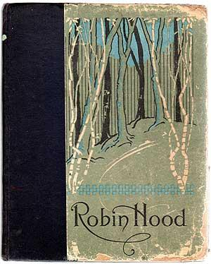The Story of Robin Hood and His