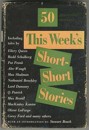 This Week's Short-Short Stories: BEACH, Stewart, edited