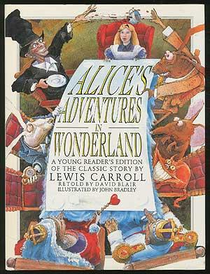 Alice's Adventures in Wonderland: A young reader's: CARROLL, Lewis (Retold