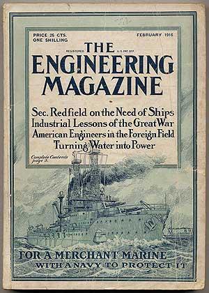 The Engineering Magazine: February 1916, Vol. L,