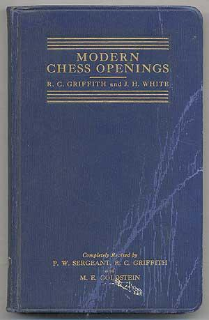 Modern Chess Openings: GRIFFITH, R.C. and