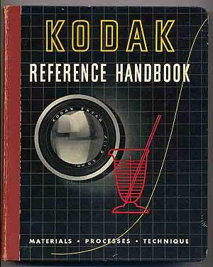 Kodak Reference Handbook, Materials, Processes, Technique