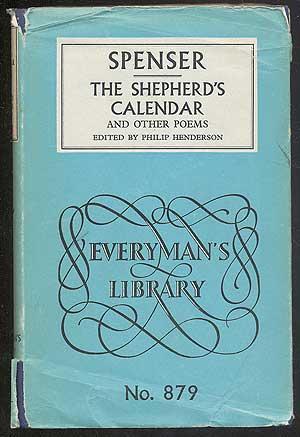 The Shepherd's Calendar and Other Poems: SPENSER, Edmund