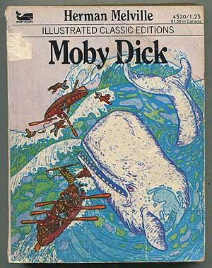 Moby Dick: MELVILLE, Herman. Adapted