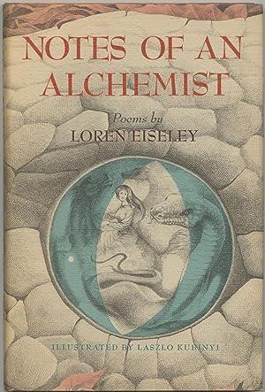 Notes of an Alchemist: EISELEY, Loren