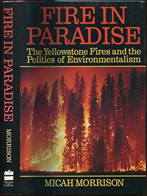 Fire in Paradise: The Yellowstone Fires and the Politics of Environmentalism