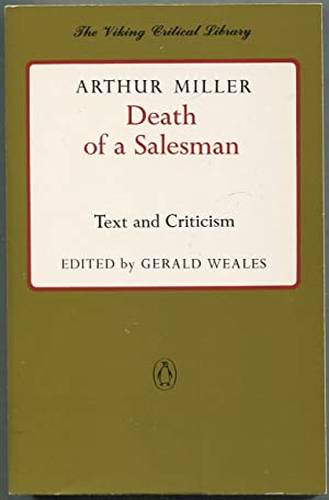 critical appreciation of aurther miller s death
