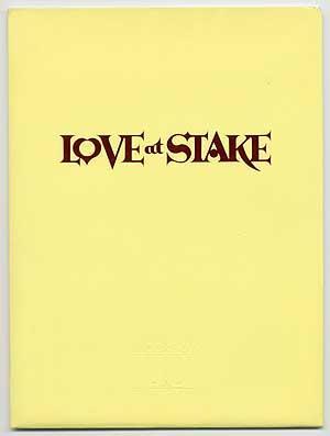 Film Press Kit: Love at Stake