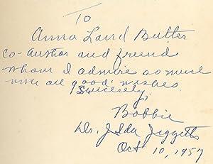 Israel to Me: A Negro Social Worker Inside Israel: JIGGETTS, J. Ida