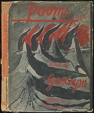 Poems 1937-1942: GASCOYNE, David
