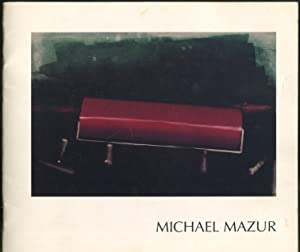 Michael Mazur Color Prints November 17 -: MAZUR, Michael