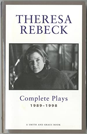 Complete Plays Volume I 1989-1998