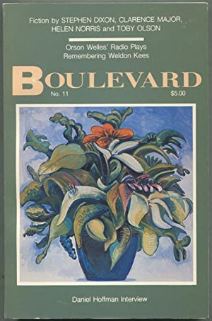 Boulevard: Fall 1989, Volume 4, Number 2: GOLDBARTH, Albert, Clarence