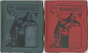 The Shanachie: An Irish Miscellany Illustrated. First and Second Number: YEATS, W.B., G. Bernard ...